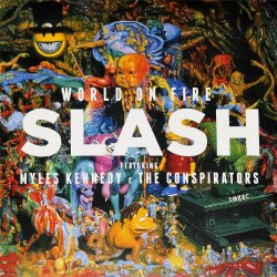 Slash - World On Fire - CD DIGISLEEVE SLIPCASE