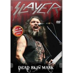 Slayer - Dead Skin Mask - Live at Hultsfred Festival 2002 - DVD