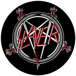 Slayer - Pentagram - BACKPATCH
