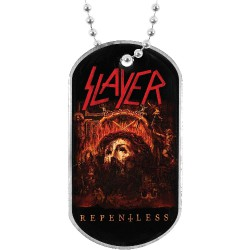 Slayer - Repentless - Dog Tag