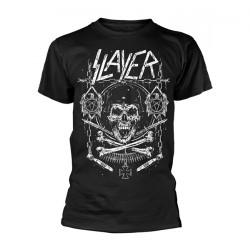 Slayer - Skull & Bones Revised - T-shirt (Men)