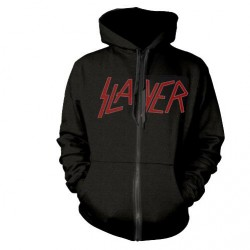 Slayer - South Of Heaven - Hooded Sweat Shirt Zip (Men)
