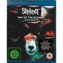 Slipknot - Day Of The Gusano - Live In Mexico - BLU-RAY