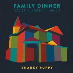 Snarky Puppy - Family Dinner, Vol. 2 - DOUBLE LP GATEFOLD + DVD