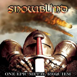 Snowblind - One Epic Requiem - CD