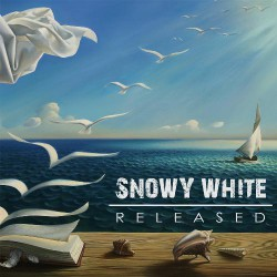 Snowy White - Released - CD