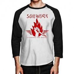 Soilwork - Stabbing the drama - Raglan-Shirt (Men)