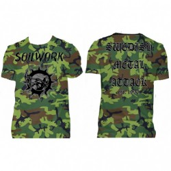 Soilwork - Swedish Metal Attack - T-shirt (Men)