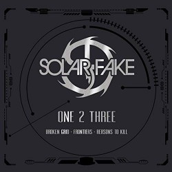 Solar Fake - One 2 Three - 3CD DIGIPAK