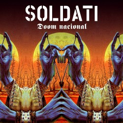 Soldati - Doom Nacional - CD