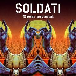 Soldati - Doom Nacional - LP COLOURED