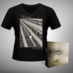 Solstafir - Berdreyminn - Digibox + T-shirt V-neck bundle (Men)