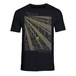 Solstafir - Berdreyminn [Gold Print] - T-shirt (Men)