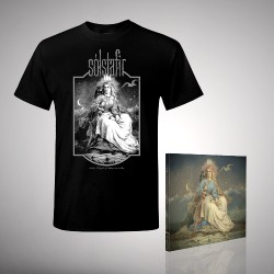 Solstafir - Bundle 1 - CD DIGIPAK + T-shirt bundle (Men)
