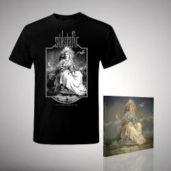Solstafir - Bundle 1 - CD DIGIPAK + T-shirt bundle (Men)