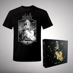 Solstafir - Bundle 3 - Digibox + T-shirt bundle (Men)