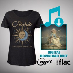 Solstafir - Bundle 6 - Digital + T-shirt bundle (Women)