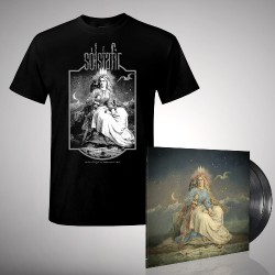 Solstafir - Bundle 7 - Double LP gatefold + T-shirt bundle (Men)
