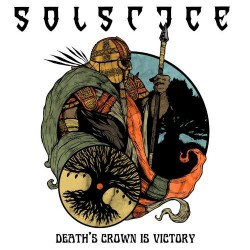 Solstice - Death's Crown Is Victory - CD