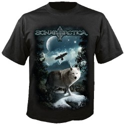 Sonata Arctica - The Days of Wolves - T-shirt (Men)