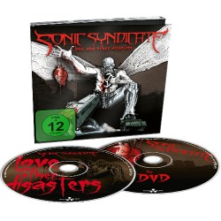 Sonic Syndicate - Love And Other Disasters - CD + DVD Digipak