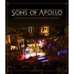 Sons Of Apolllo - Live With The Plovdiv Psychotic Symphony - BLU-RAY