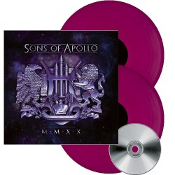 Sons Of Apolllo - MMXX - DOUBLE LP GATEFOLD COLOURED + CD