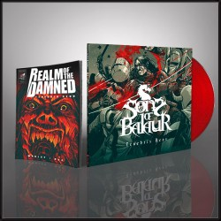 Sons Of Balaur - Bundle 10 - LP Gatefold Coloured + Comic Book