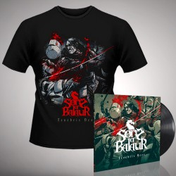 Sons Of Balaur - Bundle 3 - LP gatefold + T-shirt bundle (Men)