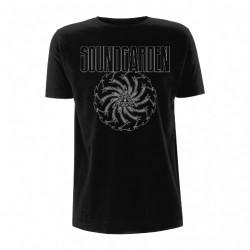 Soundgarden - Black Blade Motor Finger - T-shirt (Men)