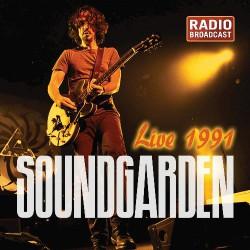 Soundgarden - Live 1991 - CD