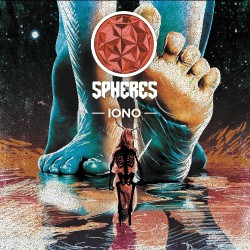 Spheres - Iono - CD DIGIPAK