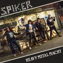 Spiker - Heavy Metal Macht - CD EP