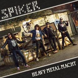 Spiker - Heavy Metal Macht - Mini LP