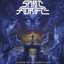 Spirit Adrift - Curse Of Conception - CD DIGIPAK