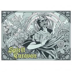 Spirit Caravan - Spirit Caravan - Silkscreen