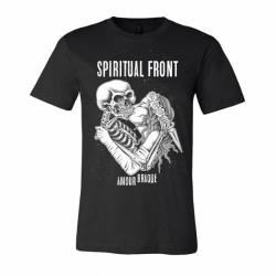 Spiritual Front - Amour Braque - T-shirt (Men)