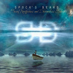 Spock's Beard - Brief Nocturnes And Dreamless Sleep - 2CD DIGIBOOK