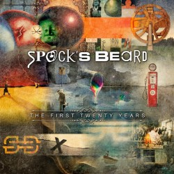 Spock's Beard - The First Twenty Years - 2CD + DVD digipak