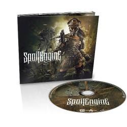 Spoil Engine - Stormsleeper - CD DIGIPAK