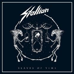 Stallion - Slaves Of Time - CD SLIPCASE