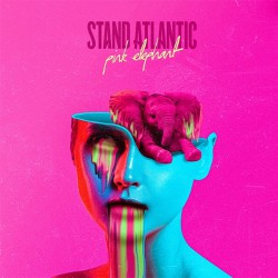 Stand Atlantic - Pink Elephant - CD DIGISLEEVE