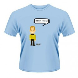 Star Trek - Kirk Talking Trexel - T-shirt (Men)