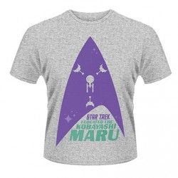 Star Trek - Kobayashi Maru - T-shirt (Men)