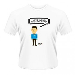 Star Trek - Spock Talking Trexel - T-shirt Youth (Kids & Babies)