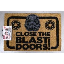 Star Wars - Stormtrooper Blast Doors - DOORMAT