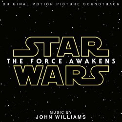 Star Wars - The Force Awakens - CD