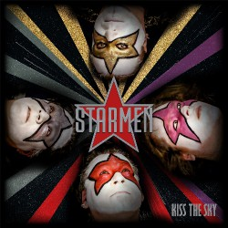 Starmen - Kiss The Sky - CD