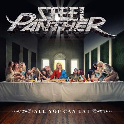 Steel Panther - All You Can Eat - CD + DVD slipcase