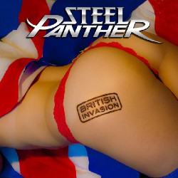 Steel Panther - British Invasion - DOUBLE DVD
